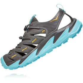 Hoka One One Porter Sandalias Mujer, dark gull grey/antigua sand